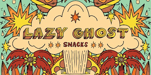 """Lazy Ghost - """"Snacks"""" Album Release Party - Squamish"""