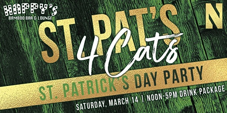 Happy's St Patrick's Day tickets