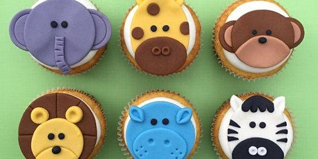Family Night Decorate Animal Cupcakes tickets