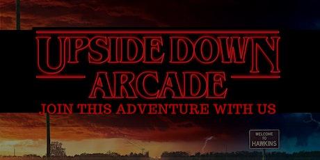 Upside Down Arcade tickets