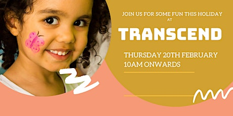 Family Fun Sessions at Transcend tickets