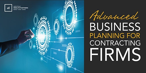 Critical Business Planning for Contracting Companies
