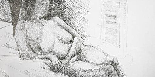 Untutored Life Drawing in Stokenchurch (near Beaconsfield, Thame, Maidenhead, Marlow, Henley & Wheatley)