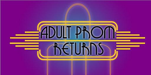 Adult Prom - April 25