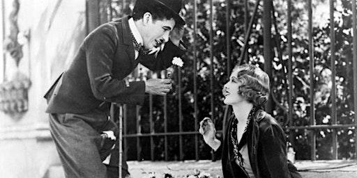 35mm movie palace screening of Charlie Chaplin's CITY LIGHTS