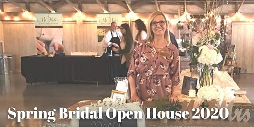 Spring Bridal Open House - Bride Registration