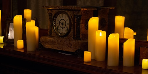Vintage Valentine's Day Candlelight Tour at The 1879 Avery House