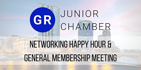 December Holiday Happy Hour & General Membership Meeting tickets