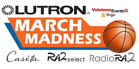 Lutron March Madness Training - San Diego tickets