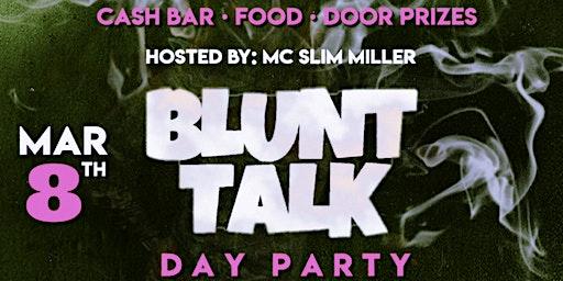 Blunt Talk Darty