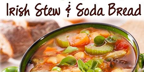 Free Cooking Class: Irish Stew & Soda Bread tickets