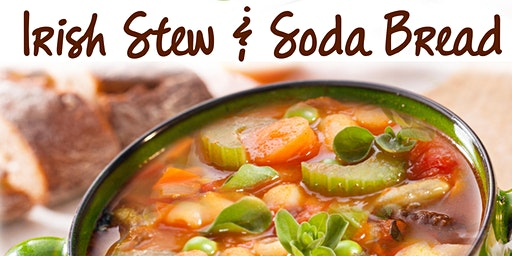 Free Cooking Class: Irish Stew & Soda Bread