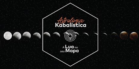 Semin. Astrologia Kabbalística - A Lua no seu Mapa  | Fevereiro de 2020 | SP ingressos