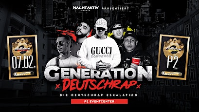 GENERATION DEUTSCHRAP! - PRIVATPARTY Tickets