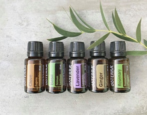 Holistic Healing With Oils tickets