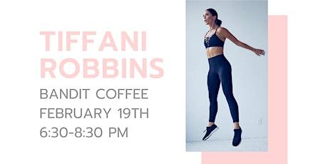 Tiffani Robbins x Sweats & Balances: Bring Your Significant Other! tickets