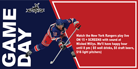 New York Rangers Games Watch Party!! tickets