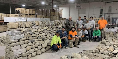 Stone Walling with Brian Post, The Stone Trust tickets