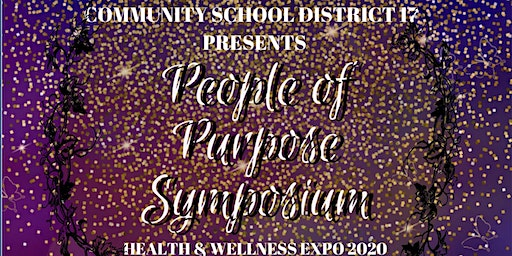 People of Purpose Symposium and Health & Wellness Expo 2020