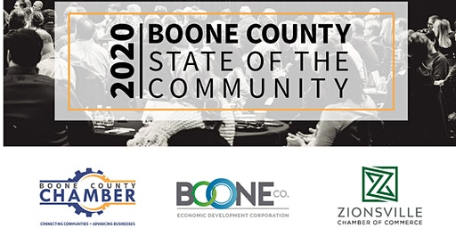 2020 Boone County State of the Community