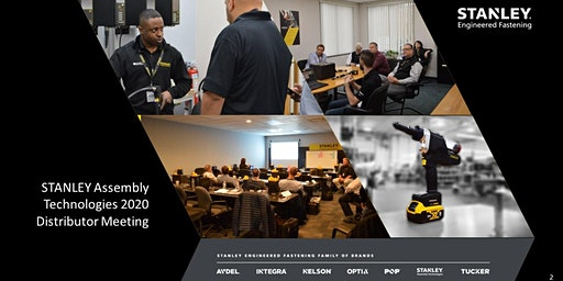 2020 Stanley Assembly Technologies Distributor Council Meeting