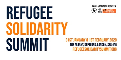 Refugee Solidarity Summit 2020 Workshops and Training tickets
