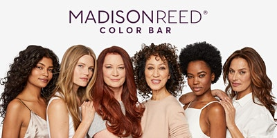 Madison Reed: Salon-Secret Hair Color Event