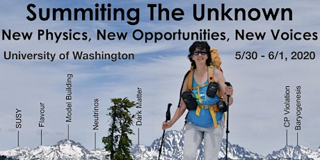 Summiting The Unknown: New Physics, New Opportunities, New Voices tickets