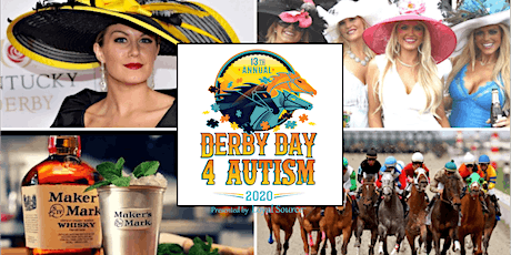 DERBY DAY 4 AUTISM- 2020 tickets