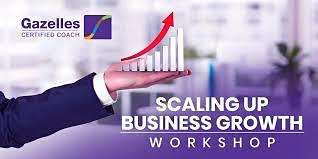 FULL DAY WORKSHOP:   SCALLING UP YOUR BUSINESS