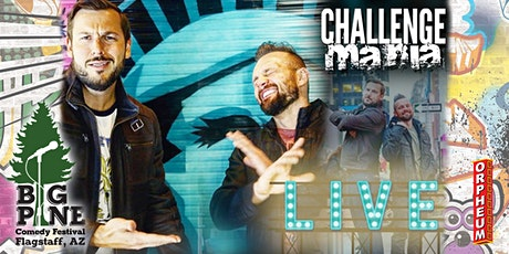 *** CANCELLED *** Challenge Mania Live tickets