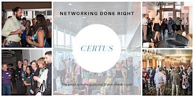 NEW CERTUS Thorton Networking Event