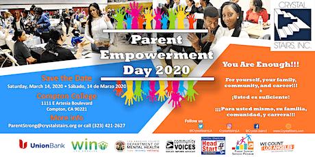 The 5th Annual Parent Empowerment Day/ Día de Empoderamiento de Padres tickets