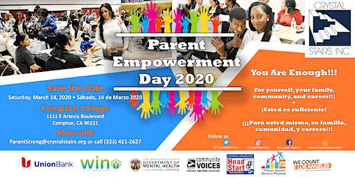 The 5th Annual Parent Empowerment Day/ Día de Empoderamiento de Padres