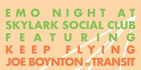 Emo Night Carolina Presents: Keep Flying tickets