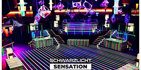 SCHWARZLICHT SENSATION! | 08.02. Tickets