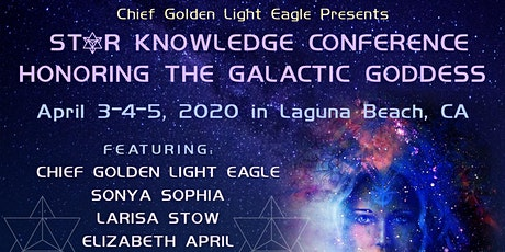 "4-4-4 Star Knowledge Conference ""Honoring the Galactic Goddess"" tickets"