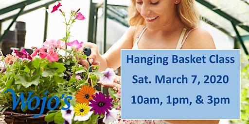 Hanging Basket Class - Ortonville