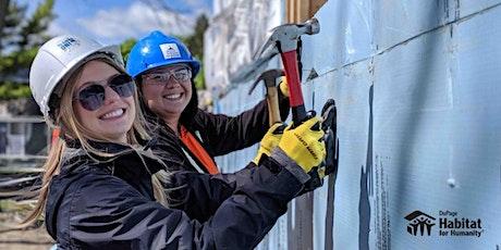 DuPage Habitat's Women Build Kick-off tickets