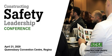 Constructing Safety Leadership Conference tickets