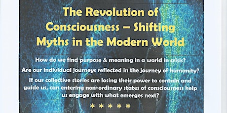 The Revolution of Consciousness – Shifting Myths in the Modern World tickets