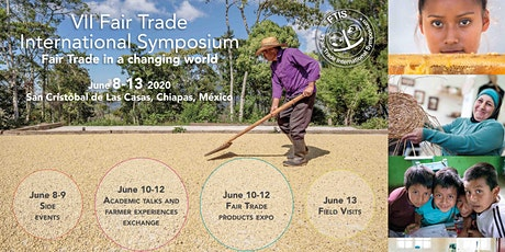VII Fair Trade International Symposium entradas