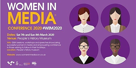 Women In Media Conference 2020 tickets
