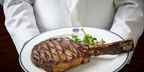 NYY Steak For An Epic Night of Beef, Cigars and More Beef for An Epic Cause tickets