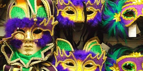 Mardi Gras Dinner! tickets