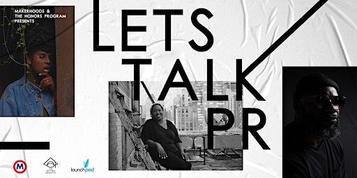 Let's Talk PR