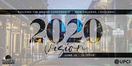 2020 Building The Bridge Conference tickets