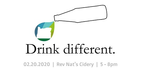 Drink different. tickets