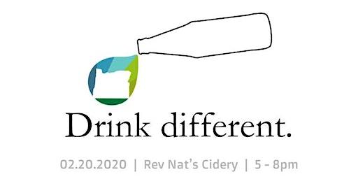 Drink different.