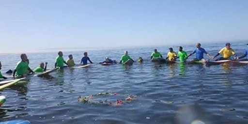 AMPSURF 9/11 Memorial Paddle Out - New England